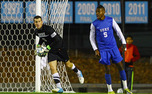 Duke goalkeeper James Belshaw will graduate early after the Fall semester before pursuing a professional career.