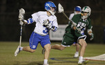 Jordan Wolf and the Blue Devil attack will look to stay hot against Marist.