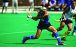 Forward Emmie Le Marchand was Duke's leading scorer in 2012 as a junior.