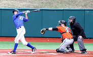 The Duke bats fell silent with Blue Devils on base during their weekend in Pittsburgh, stranding 36 runners during a three-game sweep at the hands of the Panthers.