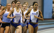 The Blue Devils enjoyed a strong opening to the season, as the women's cross country team brought home the victory at the Virginia Duals meet.