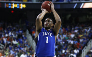Former Duke forward Jabari Parker could be the No. 1 overall pick in the coming NBA Draft.