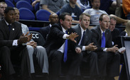 Duke head coach Mike Krzyzewski said that N.C. State, Clemson and Florida State all deserve to represent the ACC in the NCAA tournament.