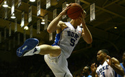 Despite Mason Plumlee's 10.2 rebounds per game, Duke ranks 213th in the nation with 33.8 rebound per game.