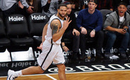Nets guard Deron Williams will have a star-studded cast around him for the 2013-14 season.