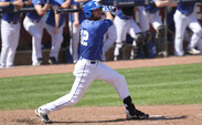 The Blue Devils could not get their bats going against Miami and were swept for the first time in more than a month.