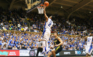 Behind 24 points and nine assists from Quinn Cook, Duke ran past Michigan 79-69 in the ACC/Big Ten Challenge.