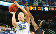 Duke guard Tricia Liston will suit up for the United States in the World University Games.