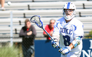 Josh Dionne is part of a Blue Devil trio that has scored 74 goals throughout the season.