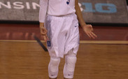 Freshman point guard Tyus Jones led Duke to the national championship in his first season in Durham.