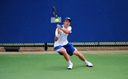Redshirt junior Cale Hammond will be returning home this weekend when Duke when the Blue Devils take the court at the ITA All-American Qualifiers this weekend.