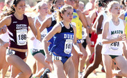 Juliet Bottorff paced the Blue Devils as they earned a berth to the NCAA Championships.