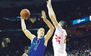 Senior Mason Plumlee will face another ACC Player of the Year contender, Erik Green, Thursday night.