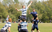 Duke club rugby has rolled through regional competition and will have a shot at a national championship this weekend.