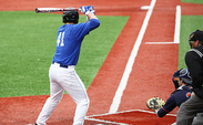 Duke third baseman Jordan Betts has led Duke's offense, hitting a walk-off home run against Bucknell this weekend.