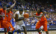 Freshman Amile Jefferson may be the 'Goldilocks' choice as senior Ryan Kelly's replacement.