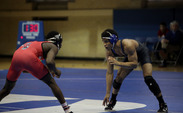 Redshirt senior Immanuel Kerr-Brown will look to follow up last week's performance at the Wolfpack Open this weekend.