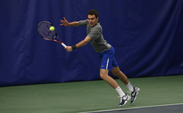 After facing Illinois this weekend, the Blue Devils will not play another home match until late March.