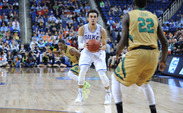 Freshman point guard Tyus Jones and No. 1 seed Duke open NCAA tournament play Friday at 7:10 p.m.