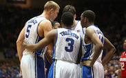 This year's Duke basketball team looks much more together than last year's squad, Gieryn writes.