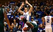 Many Duke fans believe that more playing time for center Marshall Plumlee is the key to solving the Blue Devils' woes inside.