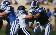 A competitive training camp has the Blue Devils looking forward to the 2013 regular season.