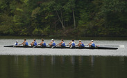 Duke captured its first victory against a top 20 Saturday when it defeated Oregon State in the varsity four and second varsity eight.
