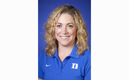 Duke head coach Christine Engel seems to have  the Blue Devils on the right track to reclaim their spot among the nation's elite cross country programs.