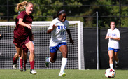 Toni Payne found the back of the net for Duke as the Blue Devils defeated Maryland for their first win in a month.