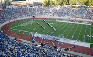 Duke Athletics will begin a $100 million fundraising campaign this Spring that will run three to five years and enable expansions to Wallace Wade Stadium and renovations to Cameron Indoor Stadium.