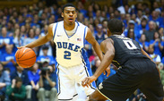 Quinn Cook went 0-of-11 from the field in Duke's first game against Wake Forest, an 18-point win.