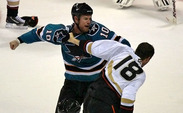 Columnist Danny Nolan writes that sports fans should leave the fighting to the hockey players.