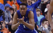 Associate head coach Jeff Capel said that Jabari Parker's growth both on and off the court has made him one of the most NBA ready players in this year's draft class.