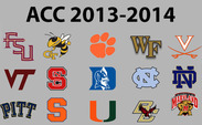 Syracuse, Pittsburgh and Notre Dame are the three newest members of the 15-team ACC.