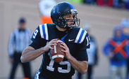 Duke quarterback Sean Renfree will have his hands full against a Cincinnati defense that gave up just 17.2 points per game this season.