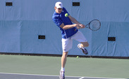 Junior Cale Hammond made an early return to the courts Friday and helped Duke sweep Clemson, just weeks after having a finger partially amputated.