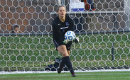 Senior goalkeeper Tara Campbell finished her Duke career in the team's 1-0 NCAA Tournament quarterfinal loss to Penn State.