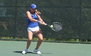 Senior Annie Mulholland and the Blue Devils will take on William & Mary following their successful Hawaii campaign.