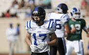 Duke cornerback Hud Mellencamp faces felony battery charges in Indiana and is expected to turn himself in.