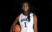 Williams, a sophomore center for the Blue Devils, has proven her elite caliber both among her teammates and on the national stage.