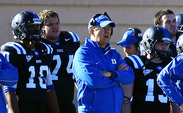 Head coach David Cutcliffe focused on his defensive backfield with the 2013 recruiting class, adding eight for the team's 4-2-5 defensive scheme.