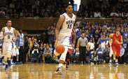 Freshman Jahlil Okafor and the Blue Devils will make their regular season debut Friday.