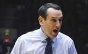 Duke head coach Mike Krzyzewski said that postponing Wednesday's matchup between the Blue Devils and North Carolina was the right decision.
