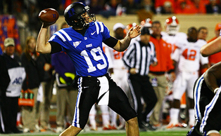 Sean Renfree had a debut to remember in 2009 this week in Duke football history.