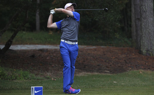 Senior Turner Southey-Gordon shot a team-best 72 in the final round of the Royal Oaks Invitational Tuesday.