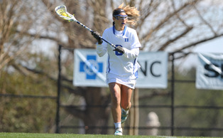 A Brigid Smith hat trick lifted the Blue Devils past Syracuse Saturday afternoon.