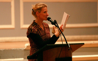 "Elizabeth Gilbert's newest book, ""Committed,"" is a memoir detailing her exploration of marriage."