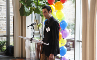Senior Daniel Kort, president of Blue Devils United, said that the 30 student leaders he presented to at IvyQ unanimously supported the introduction of Duke's LGBTQ-inclusive question.