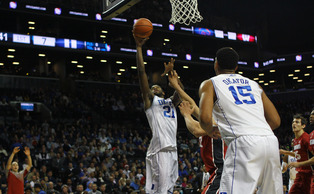Junior captain Amile Jefferson continues to stuff the stat sheet and be a reliable communicator for Duke.