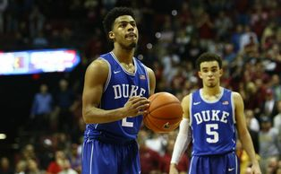 Guards Quinn Cook and Tyus Jones have combined to average 25.1 points per game through 24 games this season.